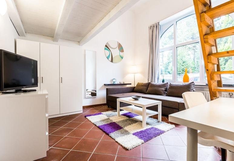 Apartments Köln Dellbrück, Cologne, Căn hộ (HR053-K13), Khu phòng khách