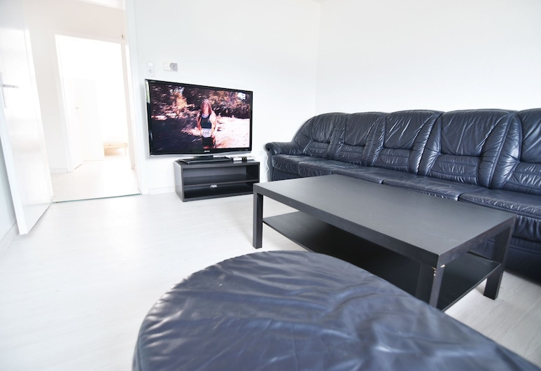 Ferienwohnung Remscheid, Remscheid, Apartment, 2 Bedrooms (HR082-RM03), Living Room