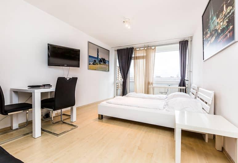 Apartments Deutz, Cologne, Íbúð (HR102-K31), Herbergi