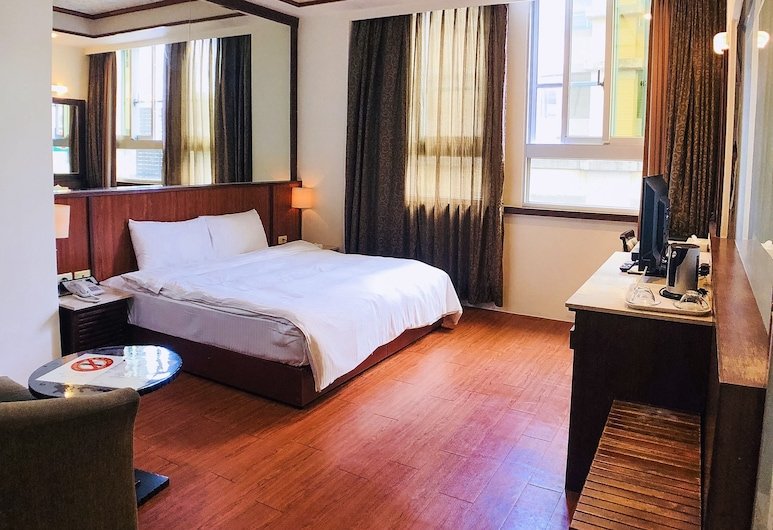 Jade Spring Hot Spring Hotel, Jiaoxi, Deluxe-Doppelzimmer, Zimmer