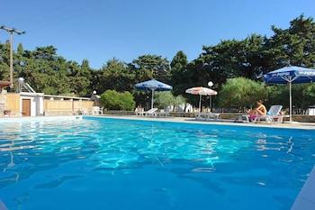 帕羅斯島克里歐斯海灘露營飯店的相片