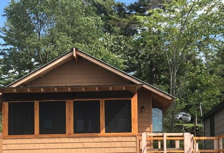 Riverbay Adventure Inn, Hammond, Rekreačná chata typu Premium (#6), Izba