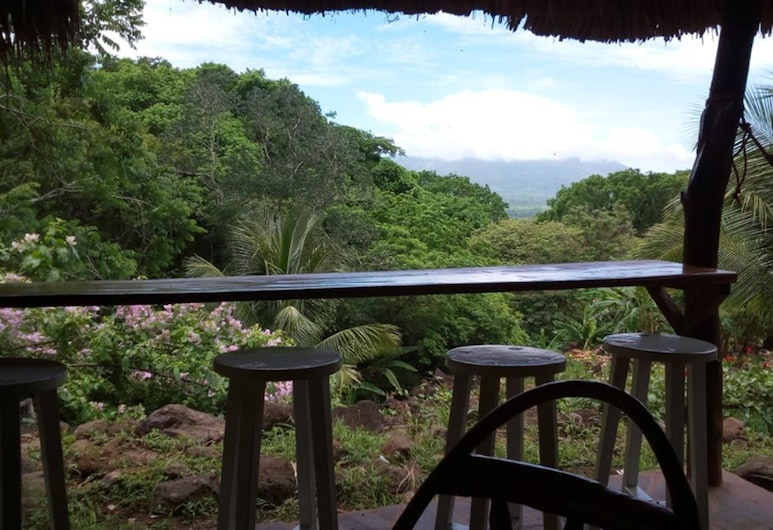 Eco Lodge El Porvenir, Ometepe, Bar de l'hôtel