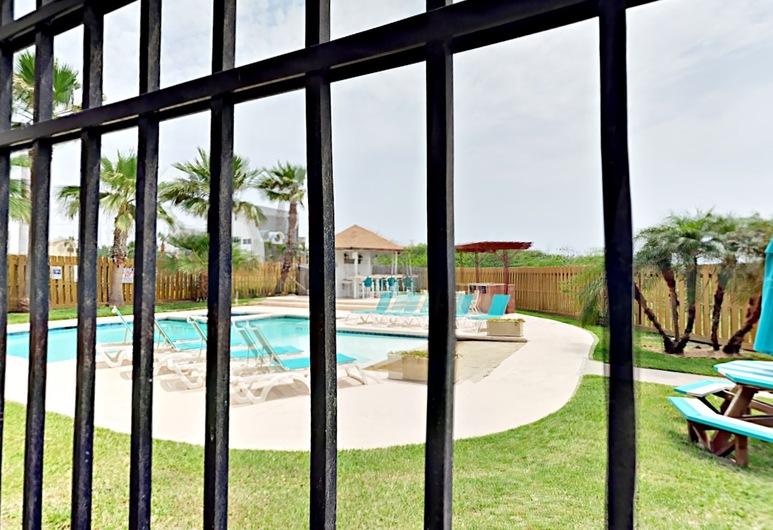 114 Sea Breeze - One Bedroom Condo, Perlabuhan Aransas , Kolam Terbuka
