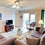 Appart'hôtel, 2 chambres, balcon - Photo principale