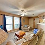 Condo, 1 Bedroom, Balcony - Living Area