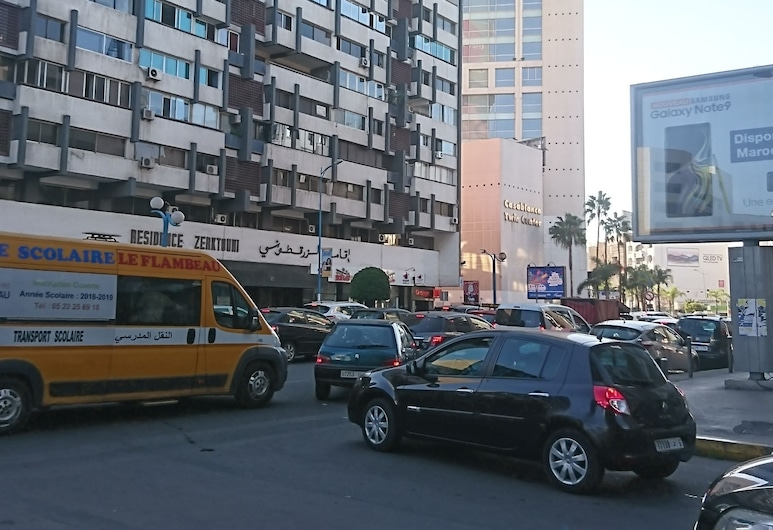 Apartment Twin Center, Casablanca