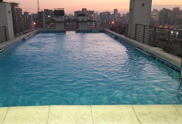 Departamentos providencia, Santiago, Outdoor Pool
