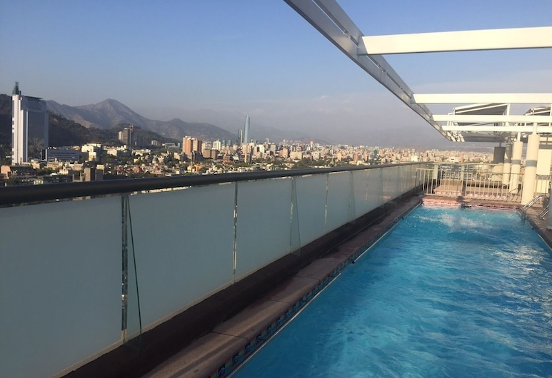 Departamentos providencia, Santiago, Vonkajší bazén