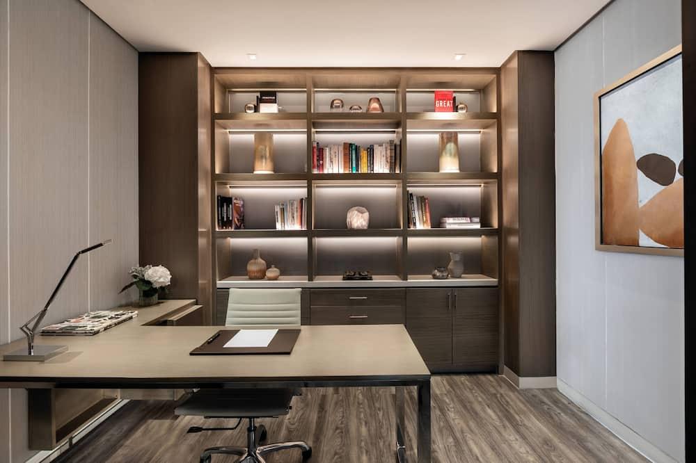 Apartament prezydencki typu Suite, Łóżko podwójne, dla niepalących - Powierzchnia mieszkalna