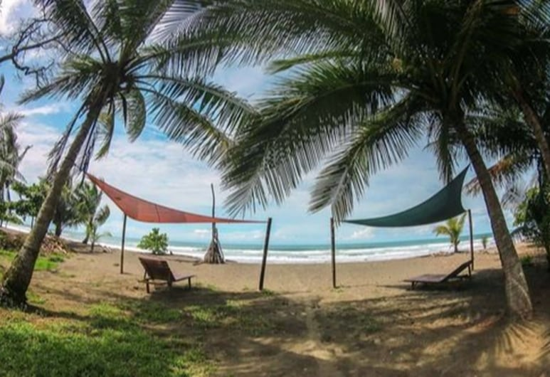 Dos Palmas, Savegre, Beach