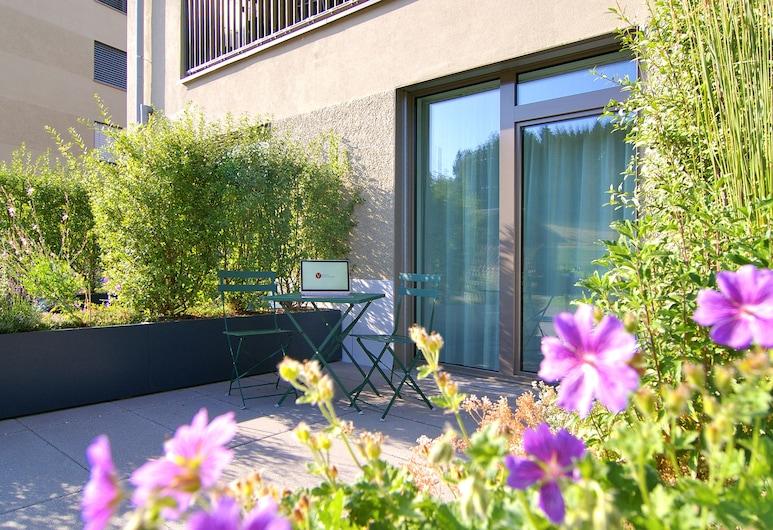 VARIAS Business Apartments, Elsau, Business Apartment Elsau, Terrace/Patio