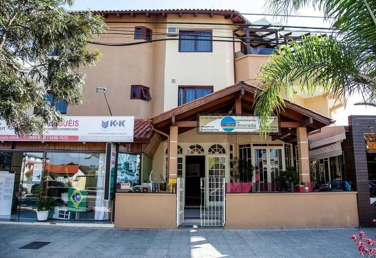 Residencial Ilha Dourada, Florianopolis, Facciata hotel