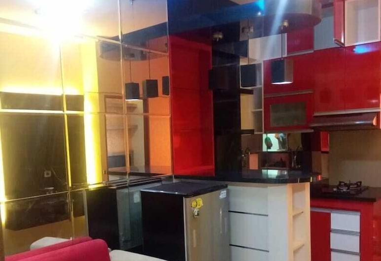 Kemang View Apartment, Bekasi, Huoneisto, 2 makuuhuonetta, Olohuone