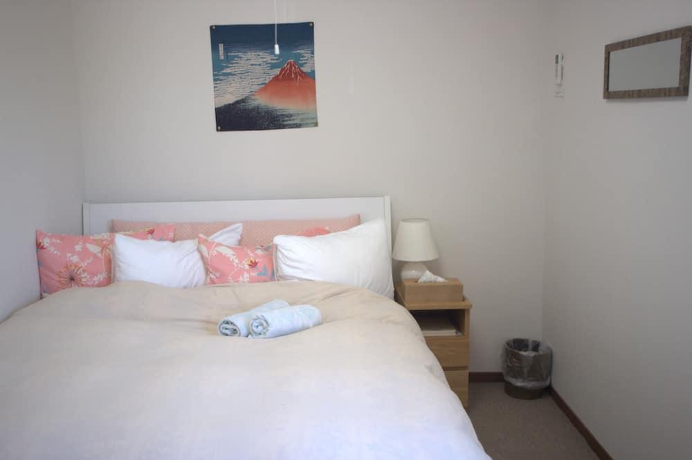 Basic-Doppelzimmer - Essbereich im Zimmer