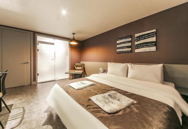 諾里特爾飯店, 仁川, 豪華客房, 客房