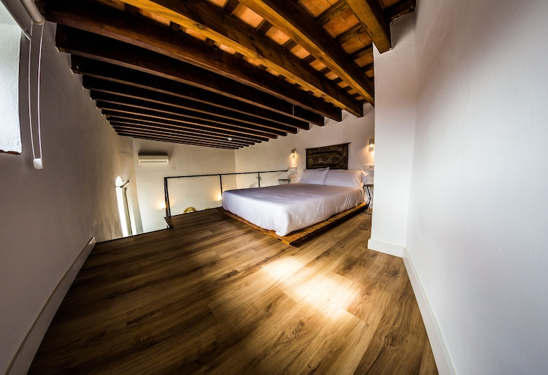 Siglo XIX, Tarifa, Deluxe Apartment, 1 Queen Bed with Sofa bed, Non Smoking, Guest Room