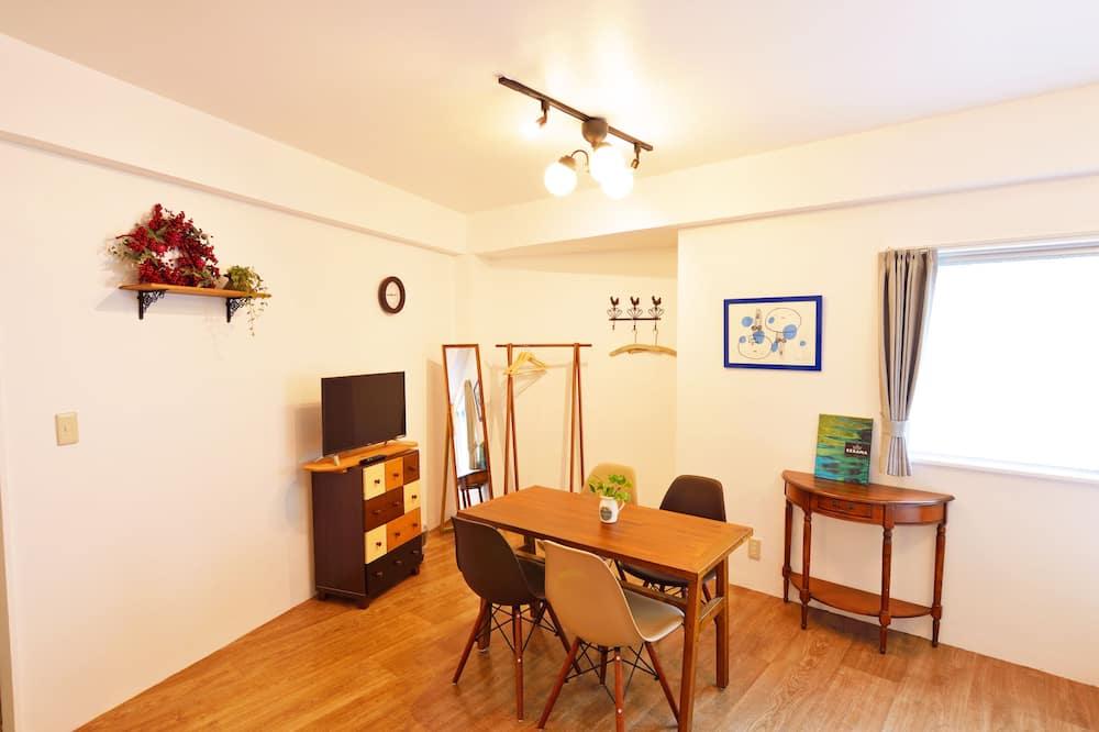 Апартаменты (Twin Room - 201) - Гостиная