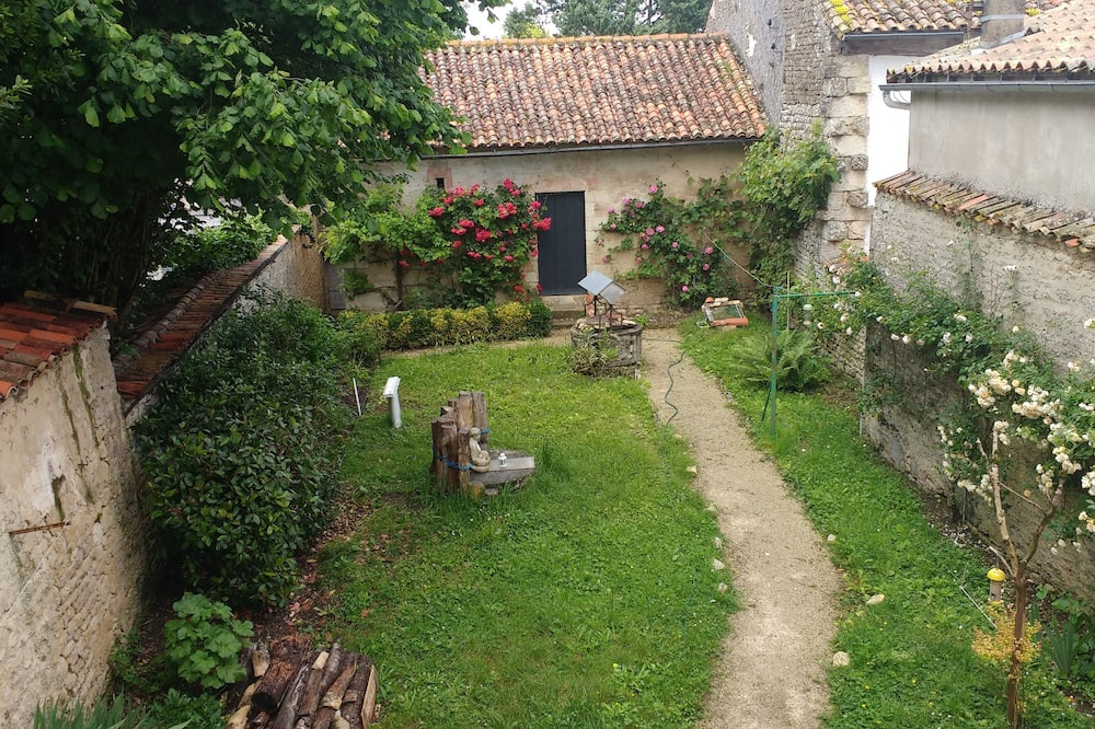 Camera doppia, vista giardino - Giardino