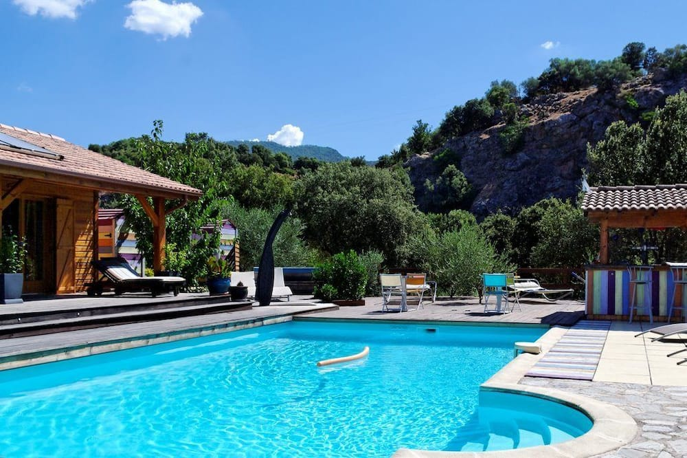 雙人房 (Tavignano) - 按摩浴缸