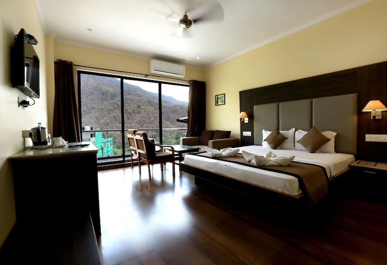 Hotel Peepal Tree, Rishikesh, Superior Room, 1 King Bed, Smoking, Guest Room