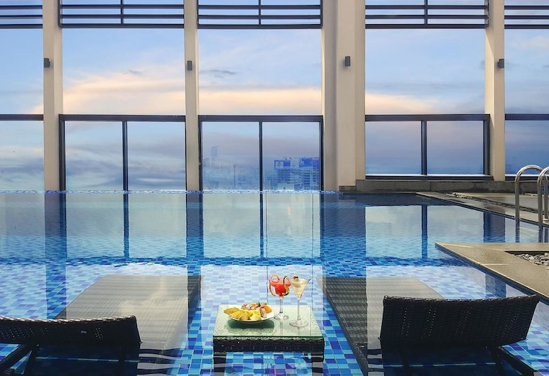 佐尼蘭頂級豪華公寓飯店, 峴港, 泳池酒吧
