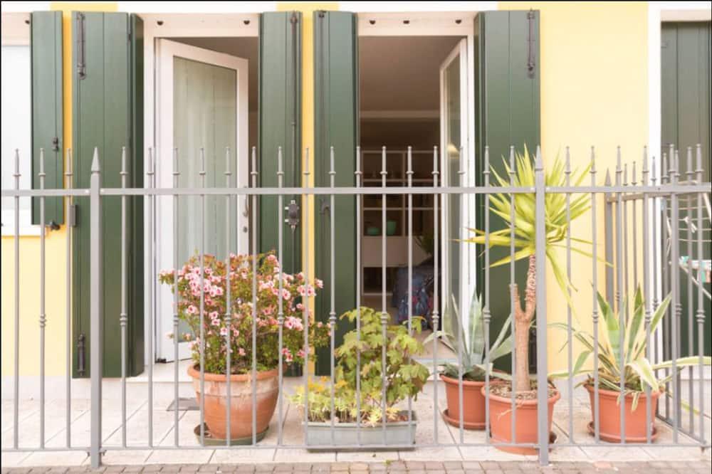 Apartment, Nichtraucher - Balkon