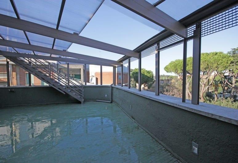 Terrace Penthouse 3 bedrooms, Roma, Apartemen, 3 kamar tidur, teras, Teras/Patio
