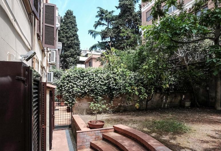 驚喜大花園公園酒店, 羅馬, 花園