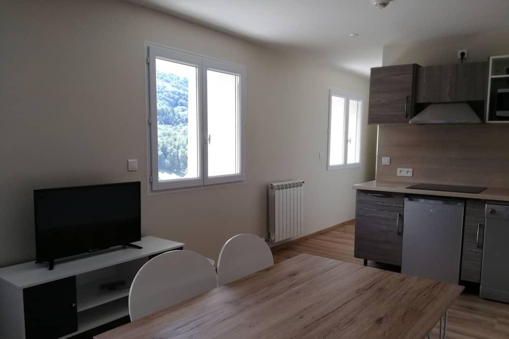 Apartemen, 2 kamar tidur, non-smoking - Ruang Keluarga