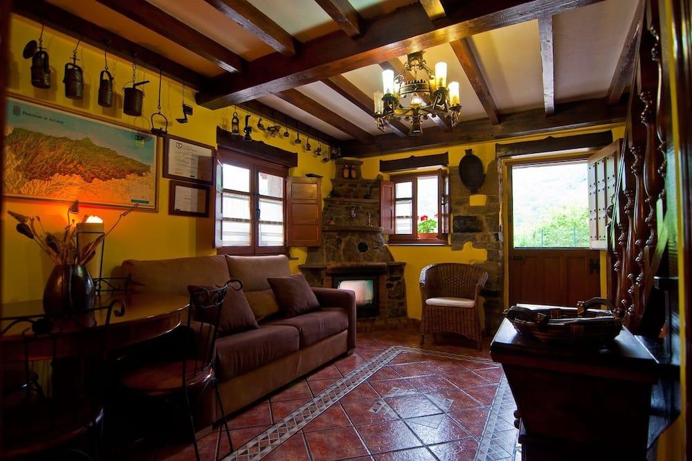 Huis, 1 slaapkamer, niet-roken - Woonruimte