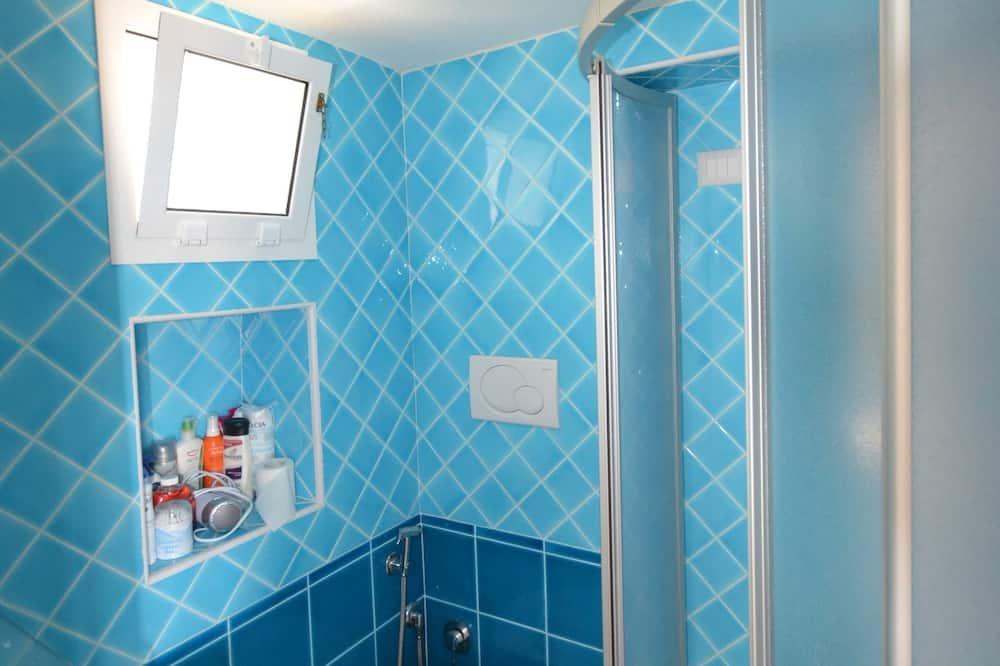 Maisonette, 1 Schlafzimmer, Nichtraucher, Terrasse - Badezimmer
