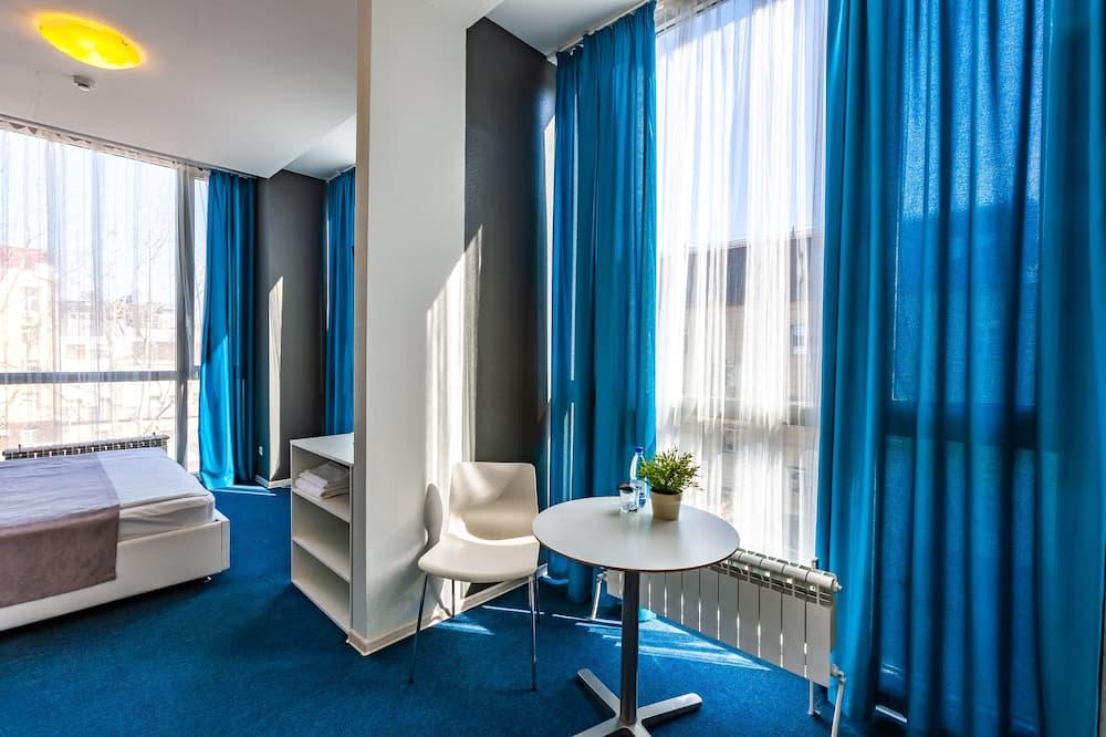 Basic Quadruple Room, Shared Bathroom, Courtyard View - Guest Room