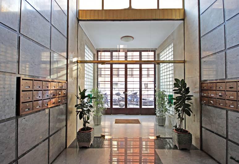 舒適活躍梵蒂岡公寓酒店, 羅馬, 走廊