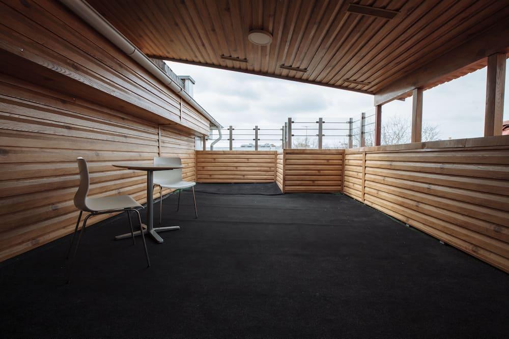 Deluxe Suite, 1 Double Bed, Terrace - Balcony