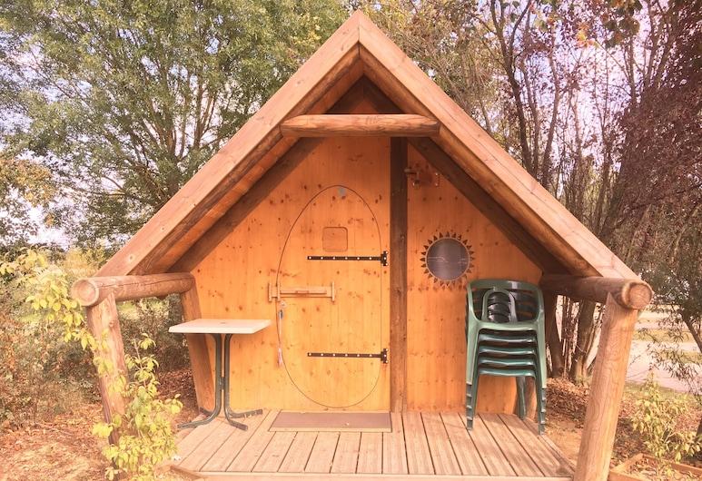 Camping de Tournus - Drole de cabane, Tournus