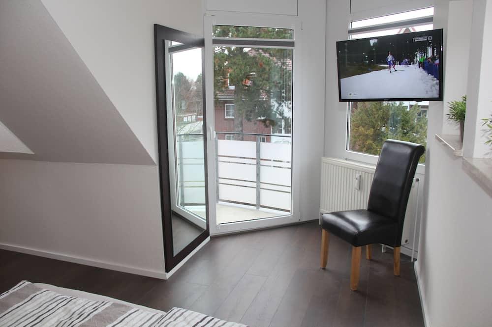 Apartment (incl. end cleaning fee €63) - Ruang Tamu