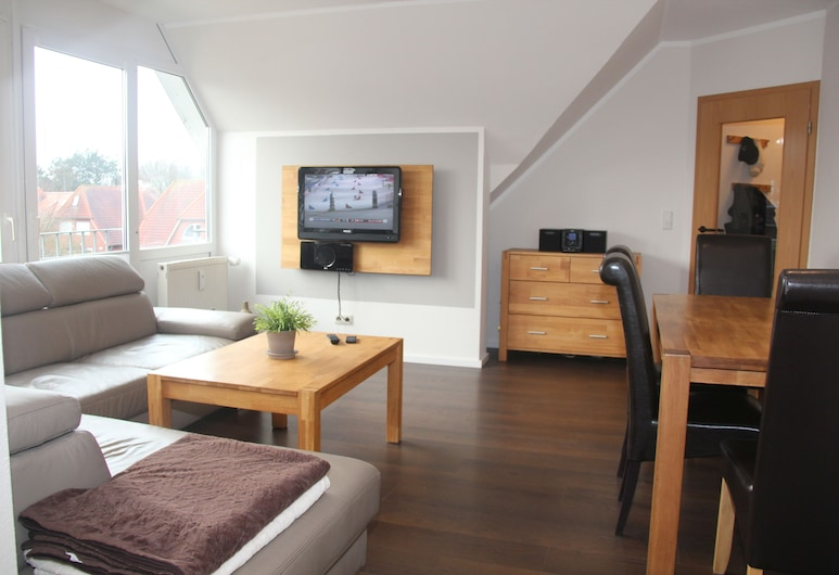Padua W5, Cuxhaven, Appartement (incl. end cleaning fee €63), Salle de séjour