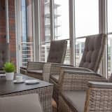 Apartment, Accessible (W48) - Balcony