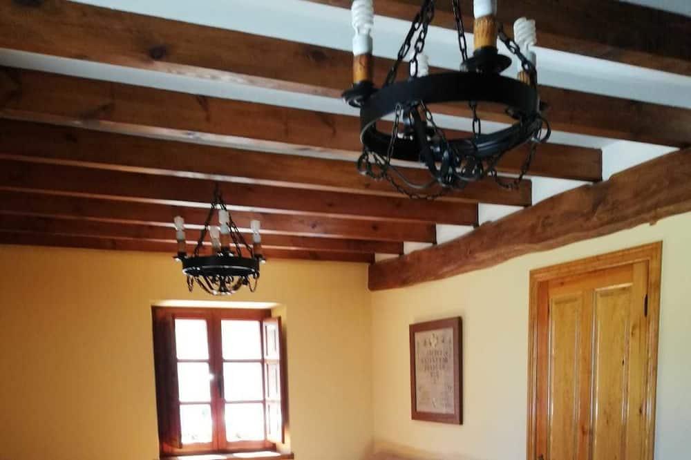 Domek, 2 ložnice, výhled na hory - Stravování na pokoji