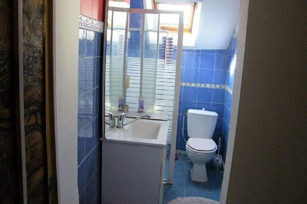 House, 1 Bedroom - Bathroom