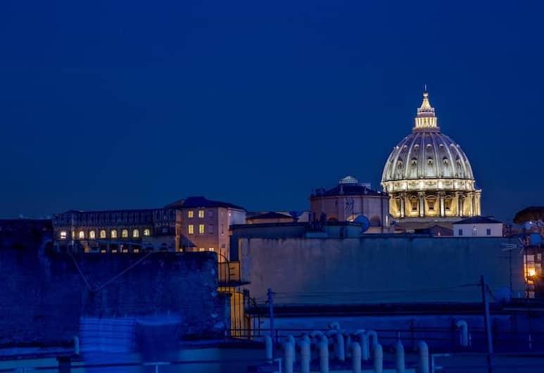 The Vatican Terrace Experience, Rom, Lejlighed - 1 soveværelse - terrasse, Udsigt fra værelse