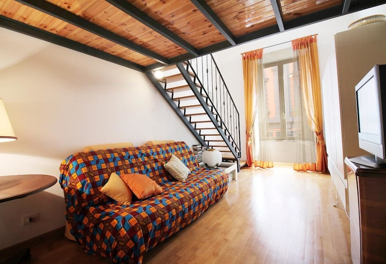 Wonder La Dolce Vita, Rome, Apartment, 2 Bedrooms, Living Area