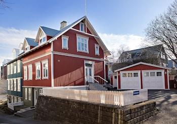 Foto di Brattagata Guesthouse Apartments a Reykjavík