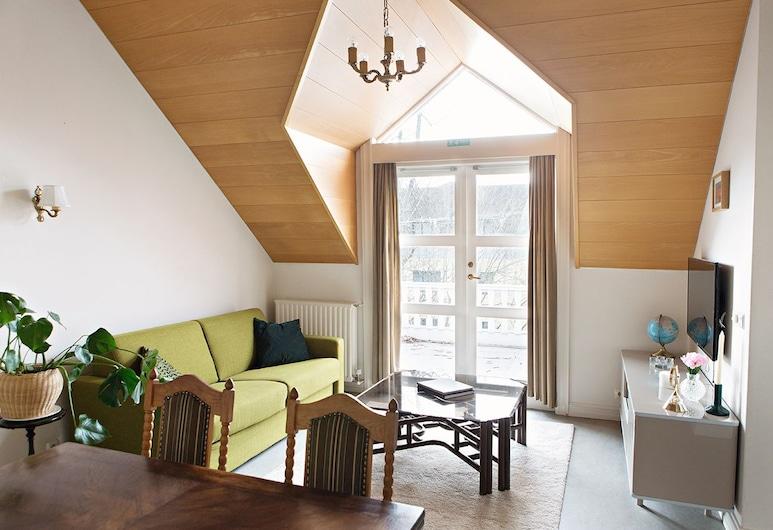 Brattagata Guesthouse Apartments, Reykjavík, Appartamento, 2 camere da letto, balcone (302), Soggiorno