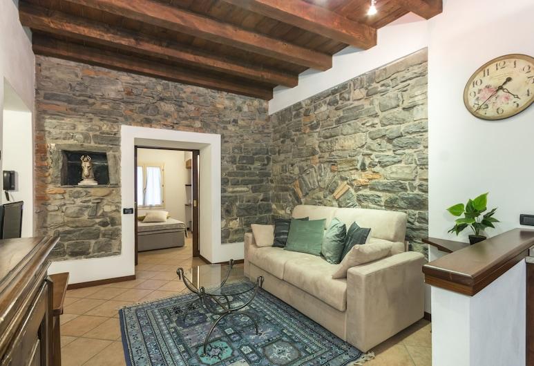 โลสตอริโก, โคโม, อพาร์ทเมนท์, 1 ห้องนอน, พื้นที่นั่งเล่น