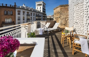 Picture of Torre Homenaje Historical Suites in Seville