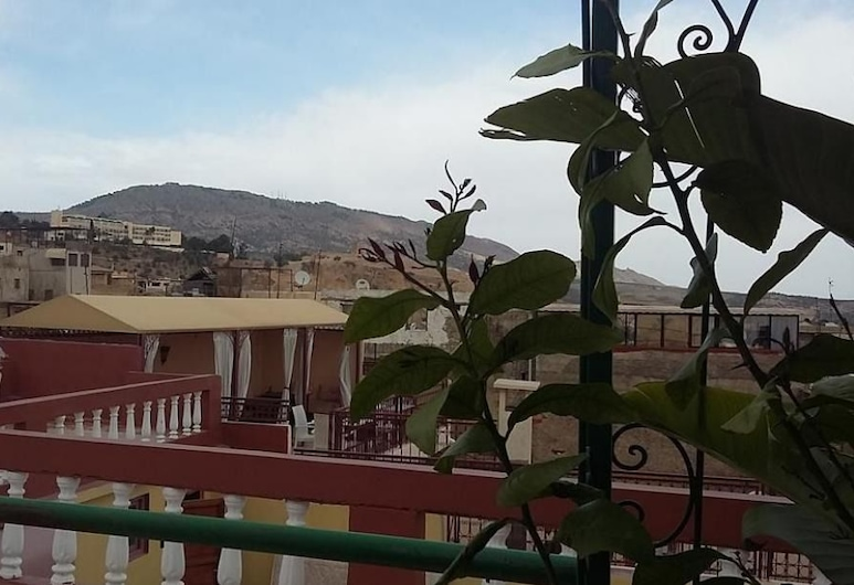 Dar Mehdi, Fez, Terraza o patio