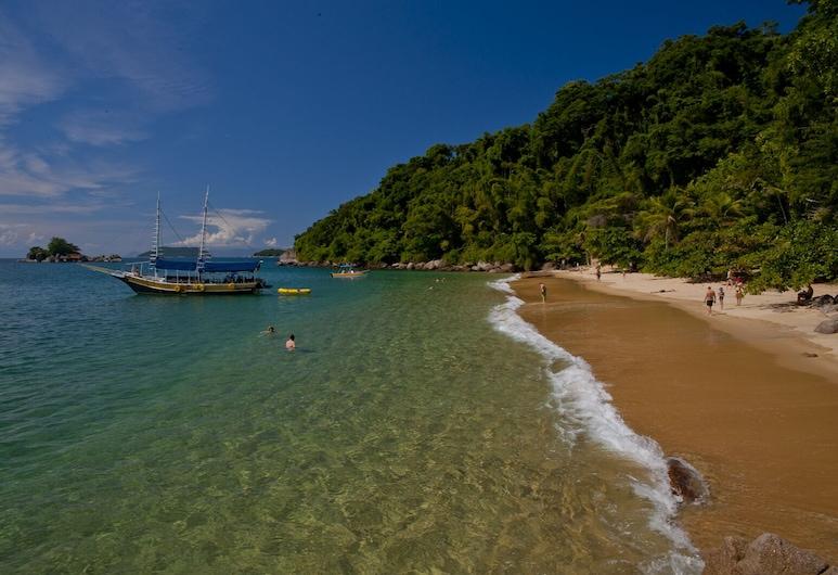 Pousada dos Navegantes, Paraty, ชายหาด