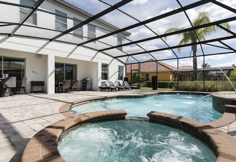 4049OTD-Solterra Gated Resort, Davenport, Pokój, Taras/patio
